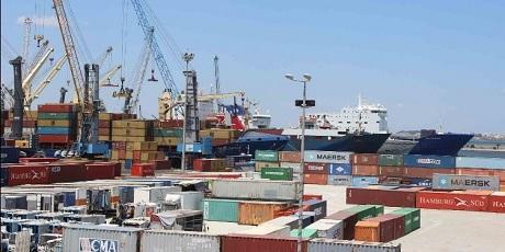 ميناء رادس: بيع الحاويات والبضائع المحجوزة قبل موفي الاسبوع المقبل