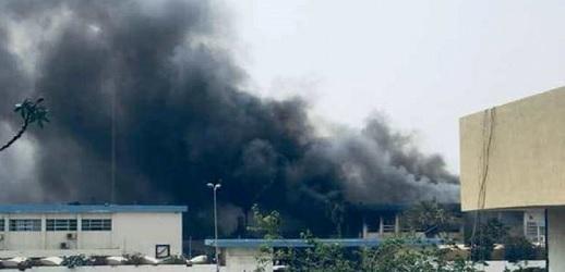 مقتل 12 شخصا في هجوم انتحاري على مفوضية الانتخابات في ليبيا