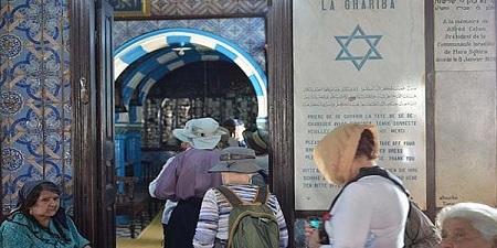 اليوم :انطلاق الزيارة السنوية لمعبد الغريبة