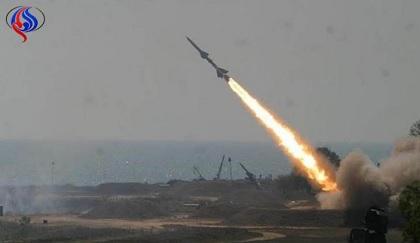 الإحتلال الاسرائيلي :إيران أطلقت 20 قذيفة على الجولان المحتل