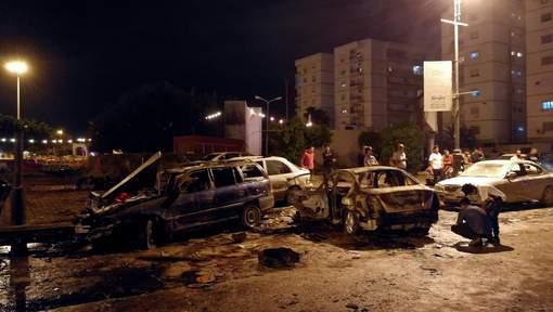 7 قتلى في انفجار سيارة ملغومة في بنغازي
