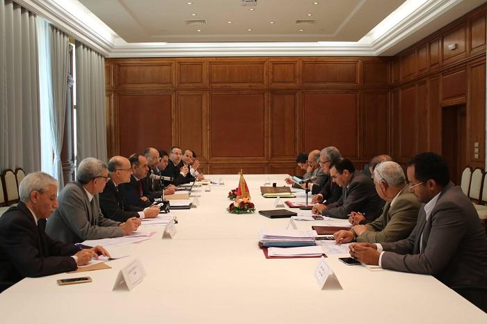 في جلسة بين كرشيد وقدّور: التحويز الفوري للعقارات اللاّزمة لمشاريع ضخمة بقيمة 3 مليار دينار