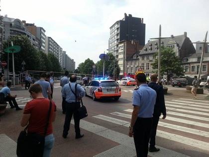 بلجيكيا: 4 قتلى في إطلاق نار