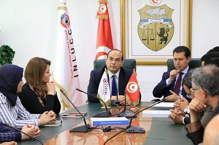 توقيع اتفاقية تعاون بين وزارة الصناعة وهيئة مكافحة الفساد