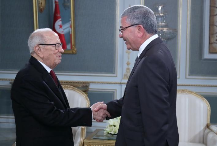 الوضع الأمني والعسكري محور لقاء رئيس الجمهورية بوزير الدفاع