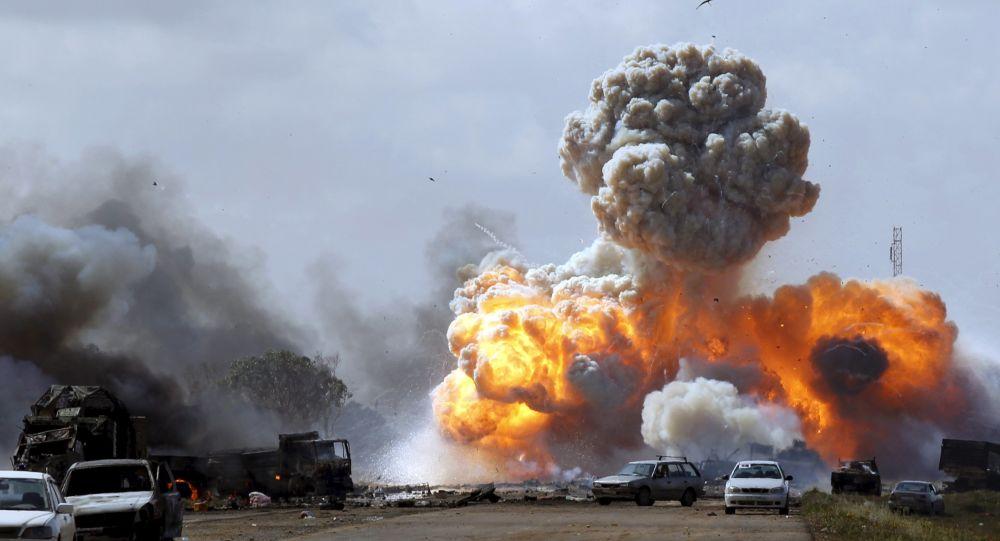 ليبيا: مقتل 4 جنود في هجوم انتحاري بدرنة