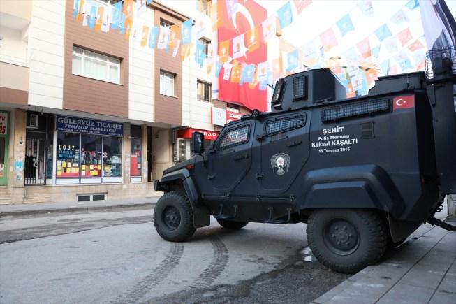 إحباط مخطط إرهابي كان يستهدف الانتخابات التركية