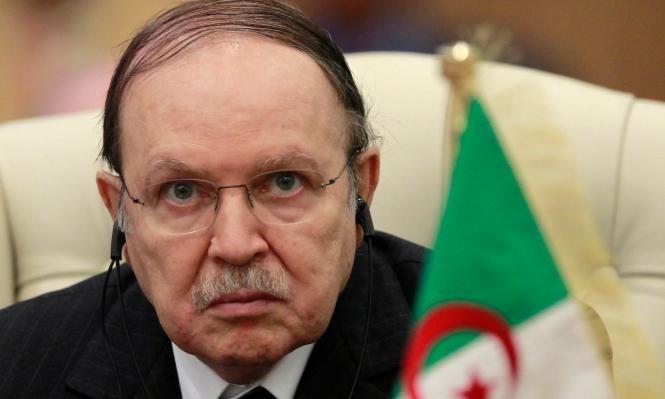 بوتفليقة يقيل مدير الأمن العام الجزائري