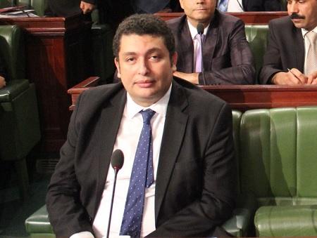 """اياد الدهماني:مشروع قانون التصريح بالمكاسب """" ثوري """""""