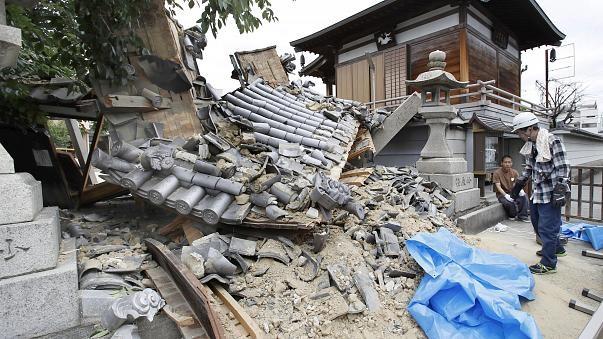 مقتل 3 أشخاص جراء زلزال في اليابان