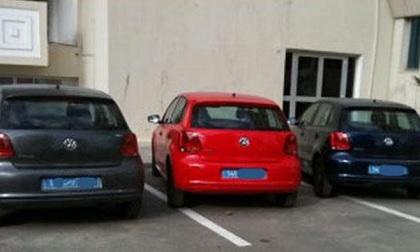 نحو تغيير لون اللوحة المنجمية للسيارات المعدة للكراء