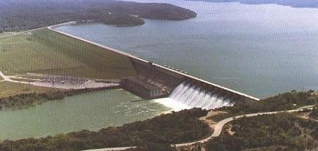 ارتفاع معدل المياه بكافة السدود