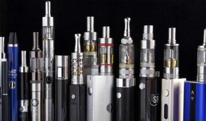 الديوانة تحجز سجائر إلكترونية ومستلزماتها بقيمة 7 مليون دينار