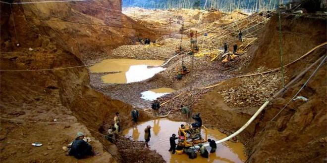 ارتفاع انتاج السودان من الذهب في 2018
