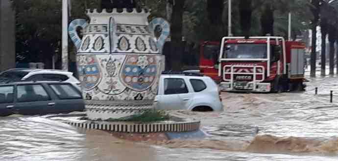 """عزل إمام اعتبر فيضانات نابل """" عقابا إلاهيا لزراعة الكروم وتحويلها لخمور"""""""