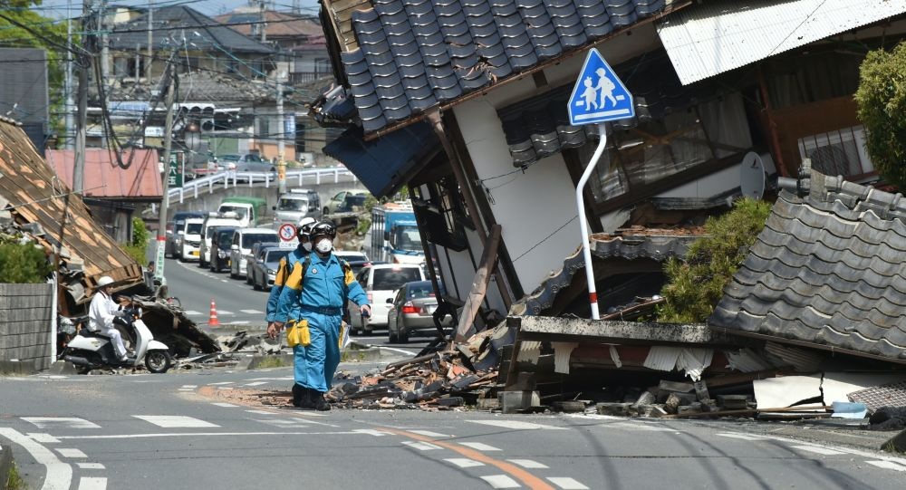 زلزال قوي يهز شمال اليابان