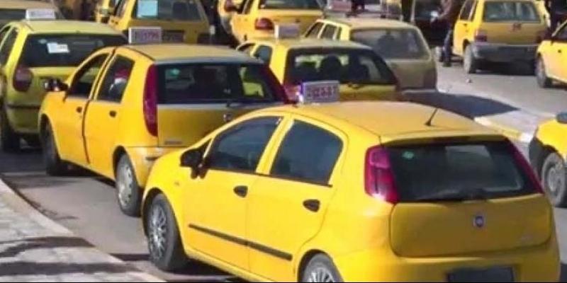 أصحاب التاكسي الفردي في إضراب يوم 5 نوفمبر القادم