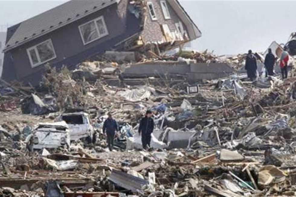 زلزال عنيف يضرب سواحل اليونان