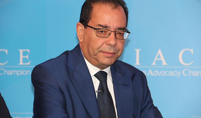 """أحمد كرم: """"خدمة التأمين البنكي دون الطموحات"""""""