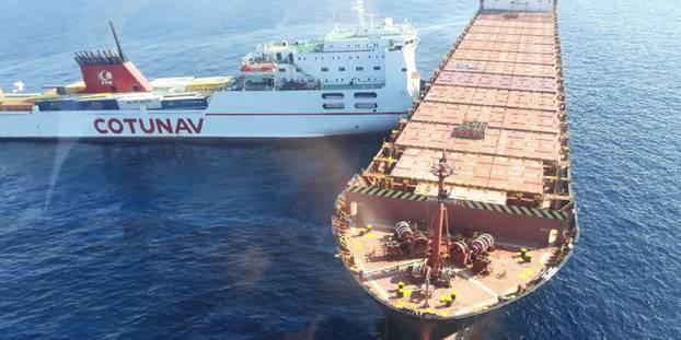 إحداث صندوق مسؤولية لتقديم التعويضات في حادث اصطدام سفينتين تونسية وقبرصية