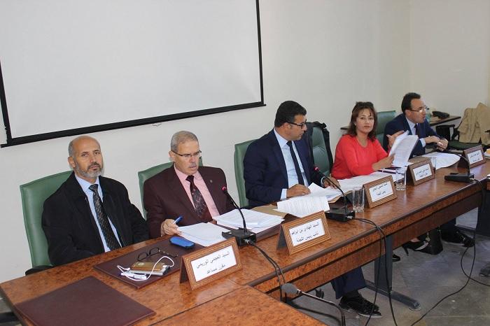 لجنة المالية تصادق على مشروع القانون الأساسي للميزانية