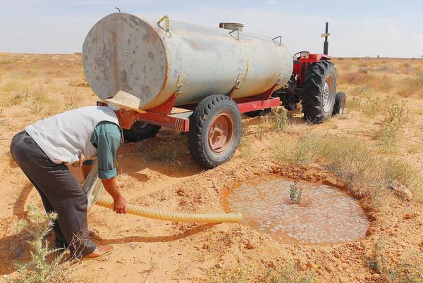 التغيرات المناخية تهدد 36 ألف موطن شغل في تونس