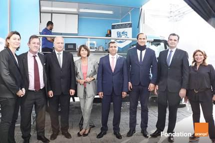 مبادرات مؤسسة أورنج للأعمال الخيرية Fondation Orange في تونس منذ 2012 : التكنولوجيا الرقميّة في خدمة التنمية المستدامة