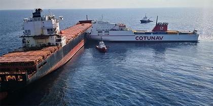 ممثل السلط البحرية المتوسطية: بامكان السفينة التونسية الابحار
