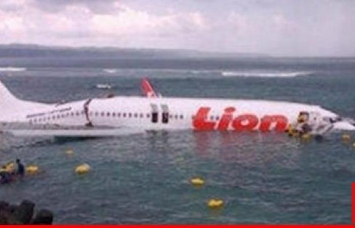 تحطّم طائرة إندونيسية على متنها 188 شخصا