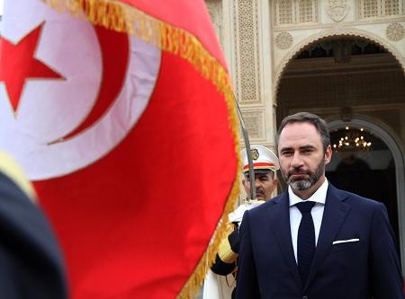 """الاتحاد الأوروبي: """"سنستمر في بذل كافة الجهود لمساعدة تونس على مواجهة الإرهاب"""""""