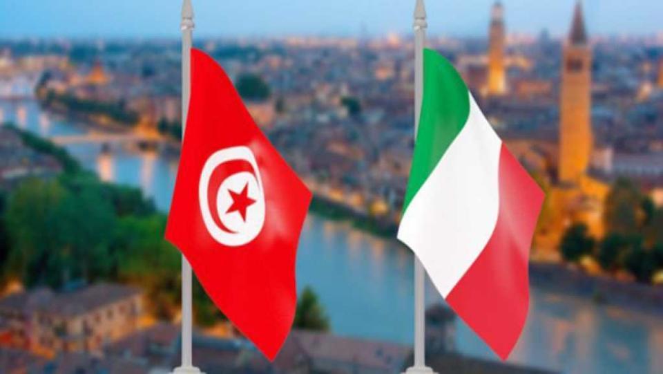 إيطاليا تُؤكد دعمها لتونس اقتصاديا وأمنيا