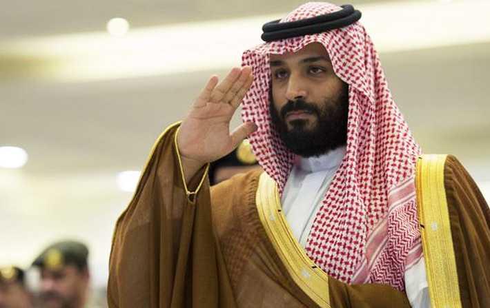 ولي العهد السعودي يُغادر تونس