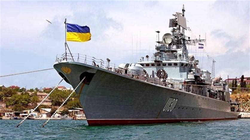 روسيا تحتجز 3 سفن عسكرية أوكرانية