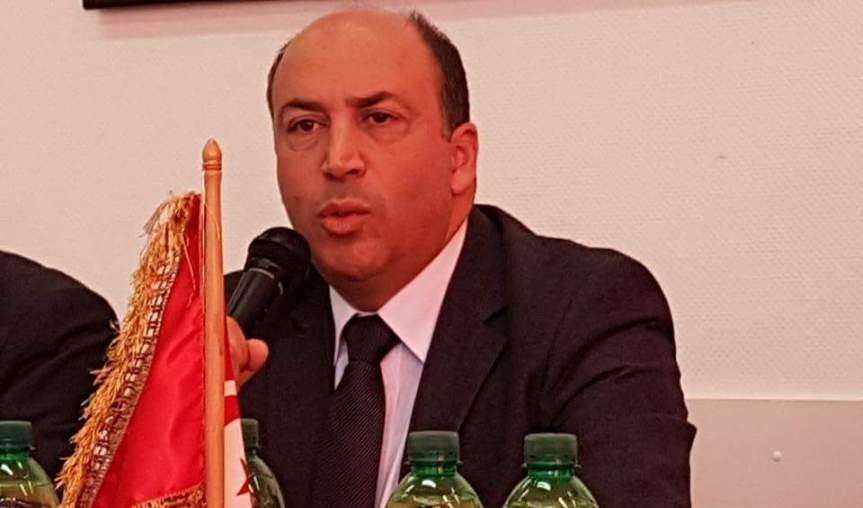 رضوان عيارة ينفي استقالته من حزب نداء تونس