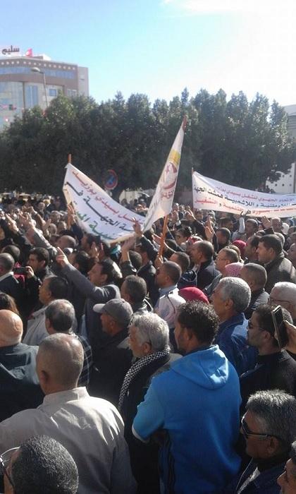 """اتحاد الشغل:""""إمكانية إقرار إضراب عام وطني في الوظيفة العمومية والقطاع العام"""""""