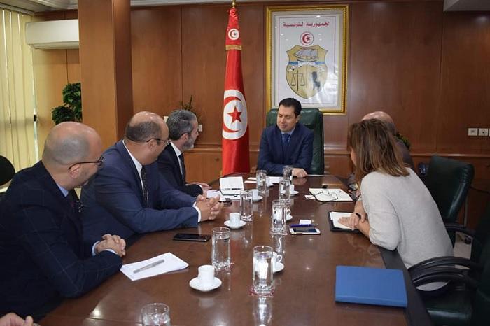 """""""جنرال الكتريك"""" الامريكية تتطلع الى تنفيذ مشاريع بتونس"""