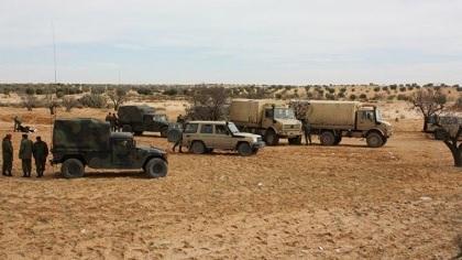 وفاة مُهرب بالمنطقة الحدودية العازلة: وزارة الدفاع تكشف ملابسات الحادث