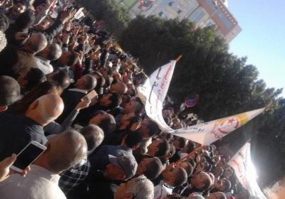 الداخلية: اتخاذ كل التدابير لتأمين أنشطة الإضراب في الوظيفة العمومية