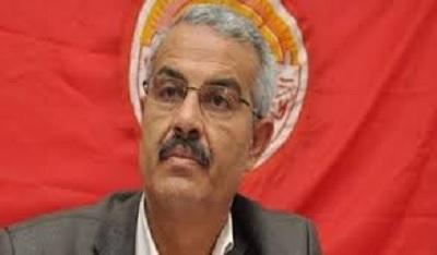 سمير الشفي :عناصر أجنبية ترصد مقر الإتحاد للقيام بعمليات ارهابية