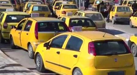 إضراب مرتقب غدا لأصحاب سيارات التاكسي الفردي