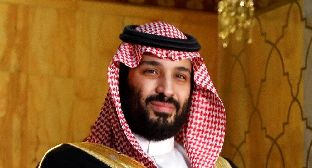 ولي العهد السعودي يصل الجزائر في زيارة تستغرق يومين