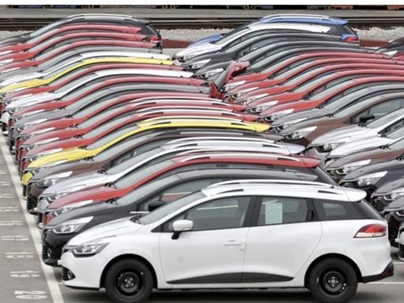 تراجع مبيعات السيارات بالاتحاد الأوروبي بنسبة 8%