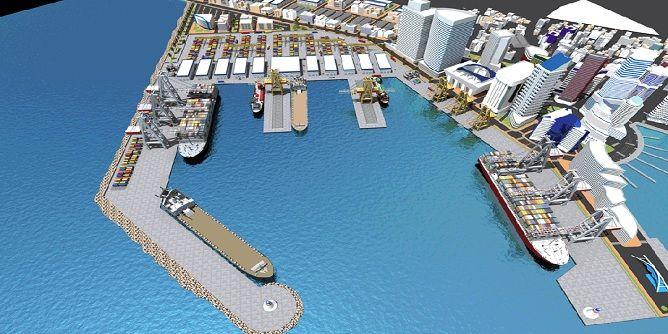 الشاهد يُعلن موعد إنطلاق أشغال شركة ميناء النفيضة