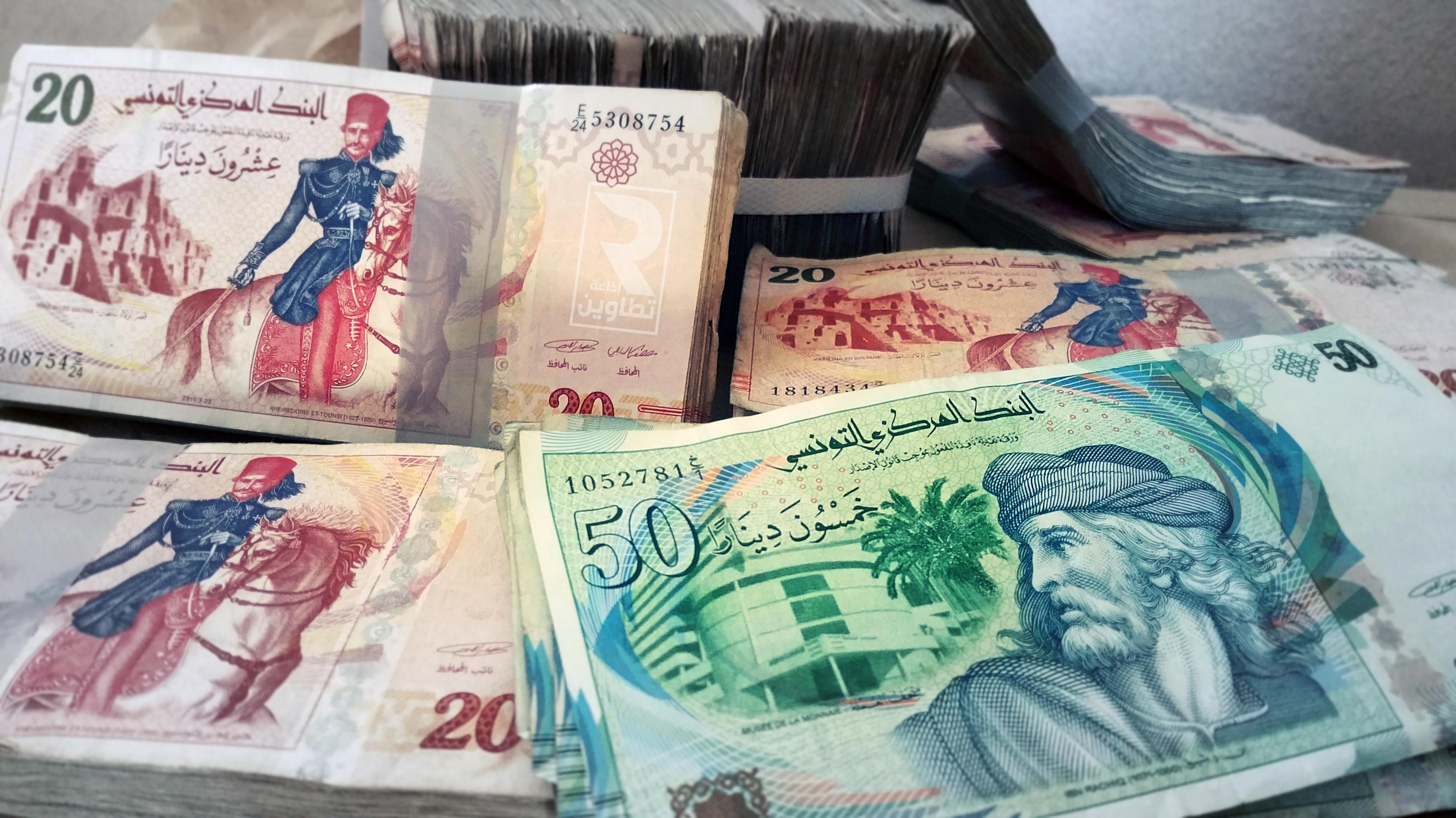 نظام الحد من التعامل نقدا في تونس يدخل طور العمل جوان 2019