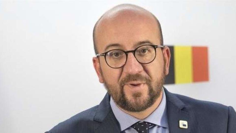 استقالة رئيس وزراء بلجيكيا