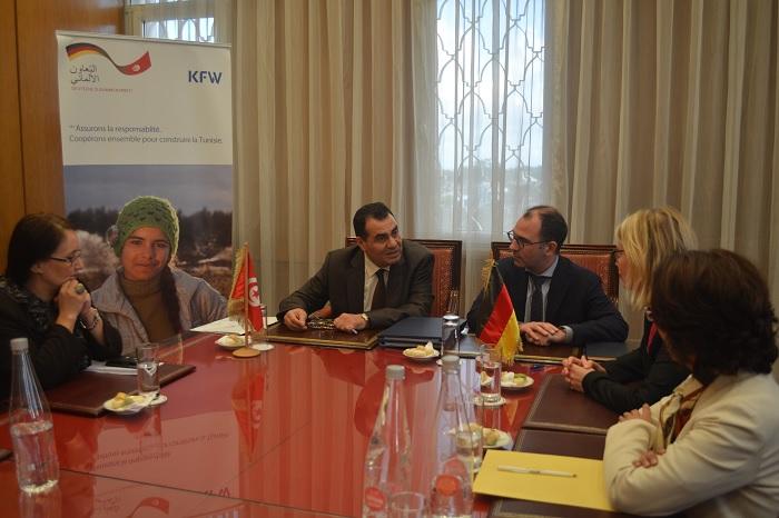 البنك الألماني للتنمية يمنح تونس قرضا بـ11,5مليون أورو