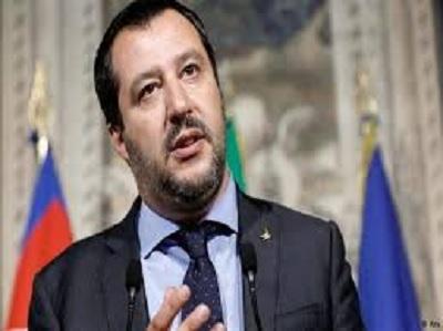 """وزير الداخلية الإيطالي:""""سأضاعف مراكز طرد المهاجرين"""""""