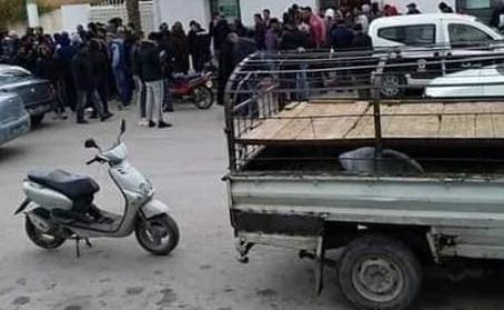 اغتيال شقيق سعيد الغزلاني بطلق ناري من قبل مسلحين