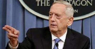 استقالة وزير الدفاع الأمريكي