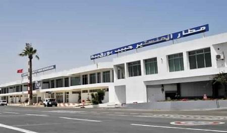 أول رحلة مباشرة من سوريا تحطّ في مطار المنستير اليوم الخميس